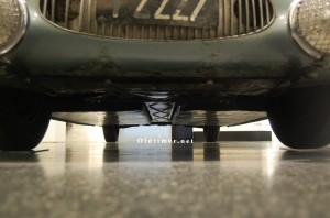 vollverkleideter Unterboden - für optimale Aerodynamik