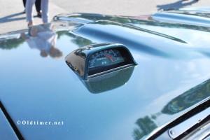 Pontiac GTO Drehzahlmesser