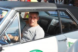 Der Schöne und das Biest: Filmbösewicht Herforth im eleganten Diplo Coupe