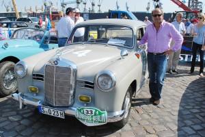Entdeckte den Reiz der Langsamkeit - Ex-Rennfahrer Klaus Ludwig