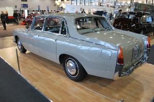 Lancia Flaminia Berlina Heck