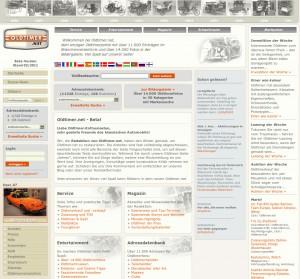 Oldtimer.net im neuen Design