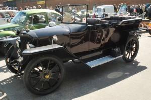 AGA Typ 1 Baujahr 1921