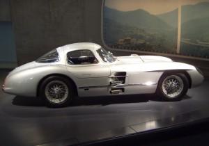 Mercedes Oldtimer 300 SLR Uhlenhaut Coupe